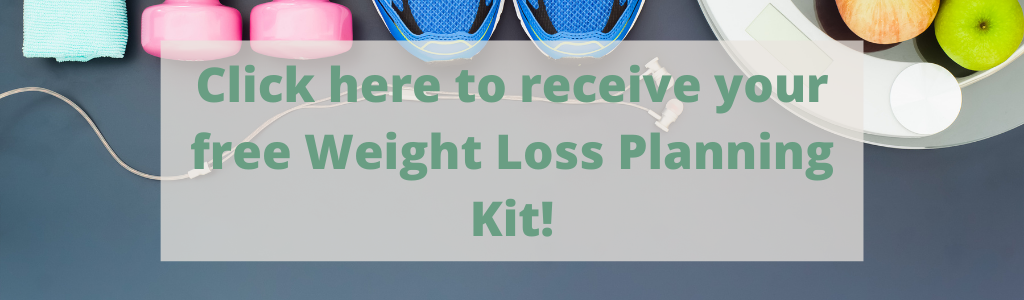 weight loss planning kit